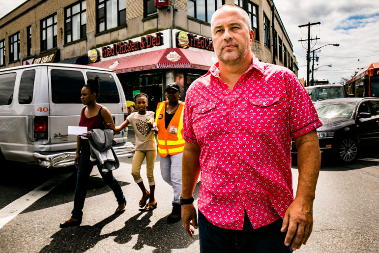 Queens CB 14 District Manager Jonathan Gaska: 'They are leaving the boards out of the loop on certain things that they never used to before.'