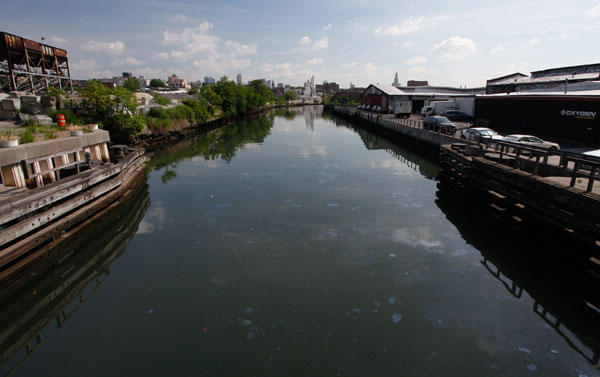 With hundreds of miles of combined sewers that carry both sewage and stormwater, massive overflows are common after even small rainfalls, fouling areas like the Gowanus Canal.