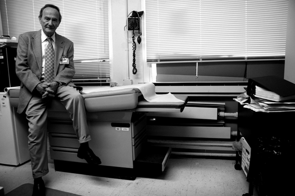 Dr. Robert Newman, who opened New York City's pioneering methadone clinics in the early 1970s.