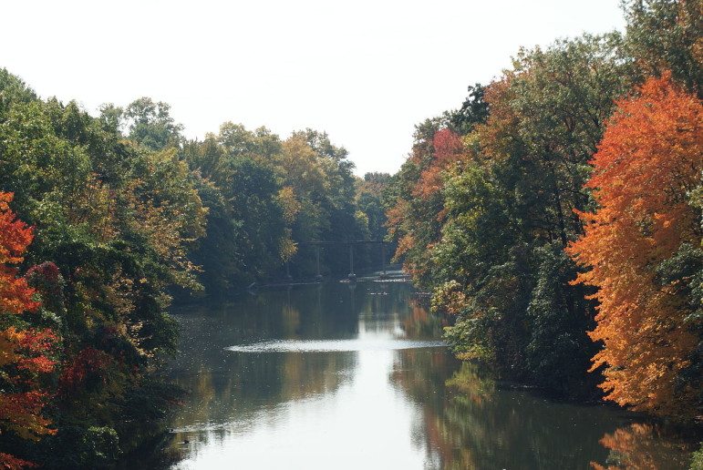 The Bronx River is one of 10 waterways for which DEP is drafting long-term pollution reduction plans.