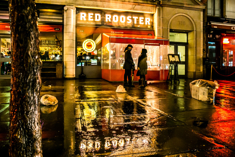 A staple of the Harlem cuisine scene, Red Rooster boasts 150 local employees, its founder says, plus another 50 contractors.