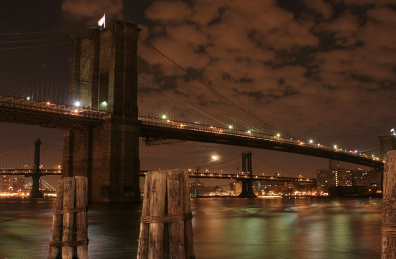 The Brooklyn Bridge is one crossing that would gain a toll under the MoveNY plan.