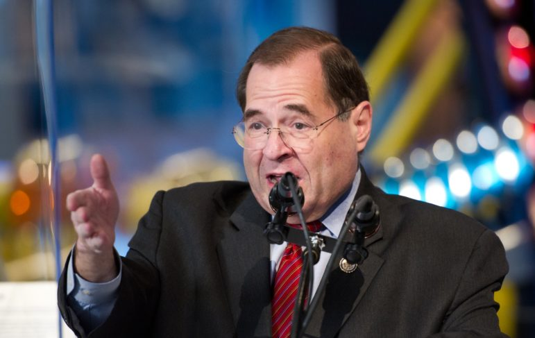 Rep. Jerrold Nadler was renominated in a contest that posted 12.5 percent turnout, second-best among the seven city races.