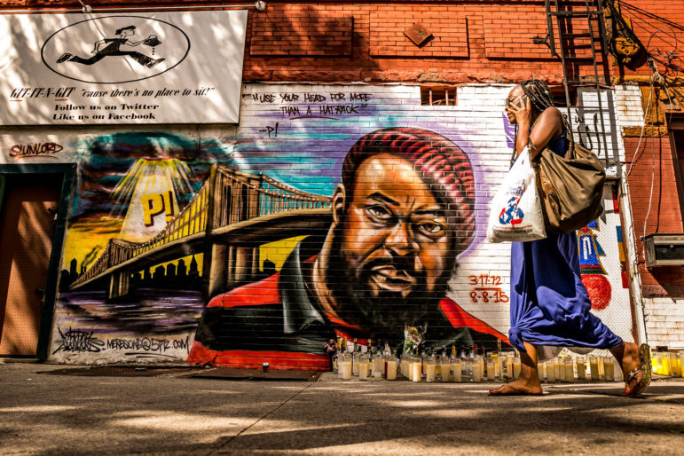 After the death of Brooklyn rapper Sean Price last year, Meres One, creator of the Queens street art mecca 5Pointz, painted a mural in Crown Heights as a tribute.