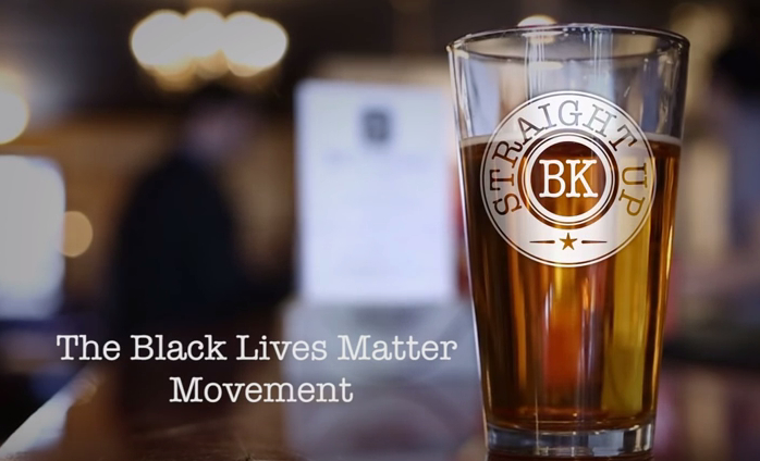 Straight Up: Black Lives Matter