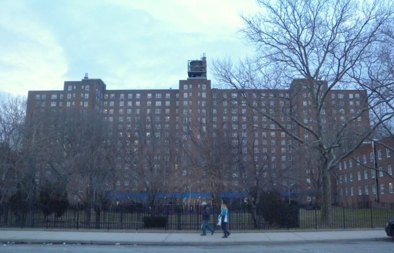 The Red Hook Houses