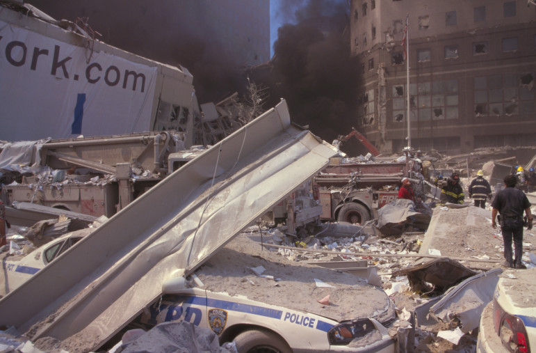 Integrity monitors played an important part in post-9/11 rebuilding, keeping an eye out for corruption as tons of debris were carted away at public expense.