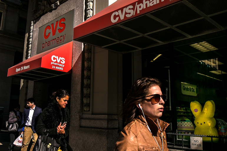 A part-time worker at a local CVS says he's not given enough time to do his job properly, let alone earn a decent wage.