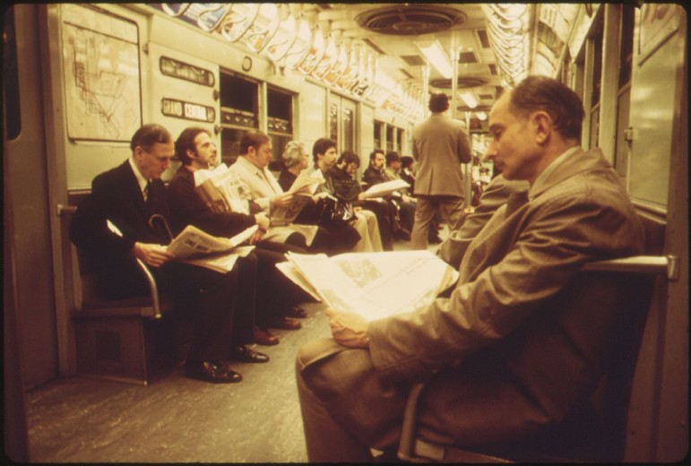 Commuters, 1970
