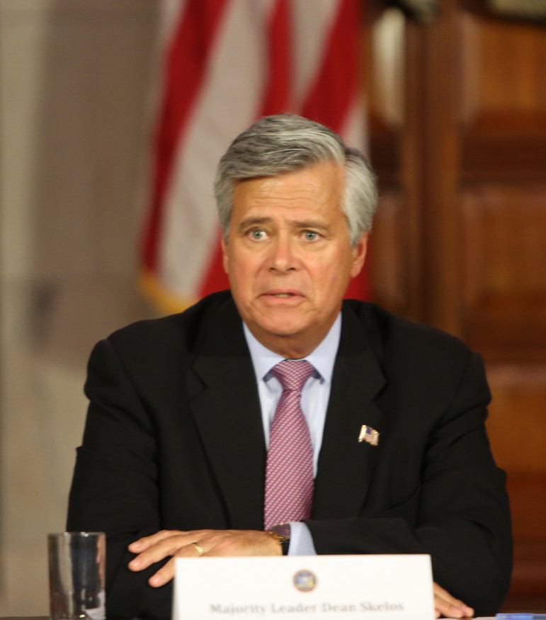 Dean Skelos, Senate majority leader