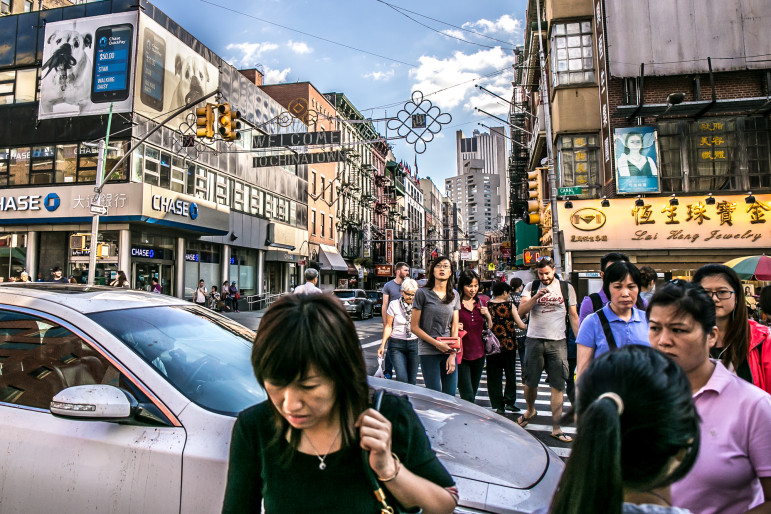 No longer the haven for immigrants that it once was, today's Chinatown is a hotspot for real-estate speculation and luxury development.