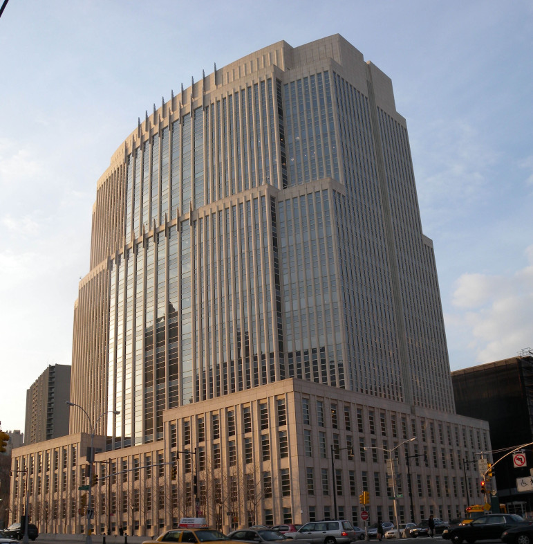 The federal courthouse in Brooklyn, where Walters was sentenced.
