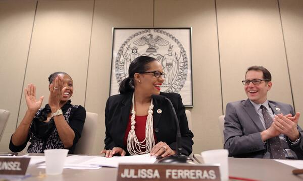 City Council Member Julissa Ferreras-Copeland