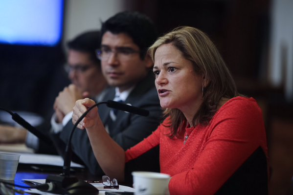 Speaker Melissa Mark-Viverito