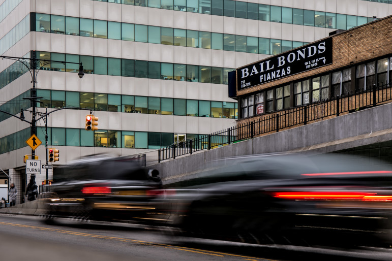A bail business in the Bronx. The bail-review hearings launched in December come eight to 10 days after arraignment. By that time, many defendants are released, and much of the damage from a pre-trial jail stint might already be done.