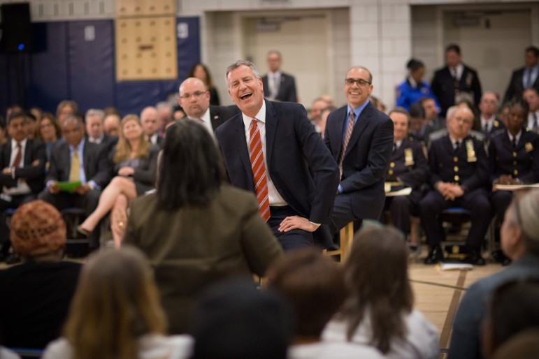 Mayor de Blasio has low poll ratings and faces tough headlines about investigations of his fundraising. Yet his housing proposals, which will cement his legacy, keep getting passed.