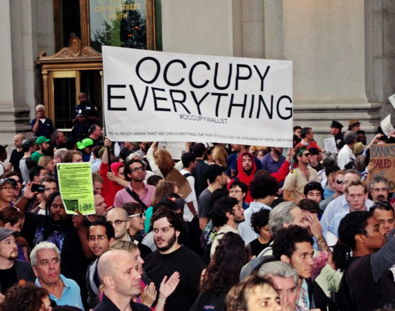 Day 14 of Occupy Wall Street: September 30, 2011