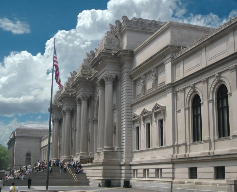 From 2010 to 2014, the city directed more funding to Lincoln Center and the Met (above) than it did to the entire Cultural Development Fund, which provides programmatic grants for the remaining 1,500-plus arts organizations in the city.