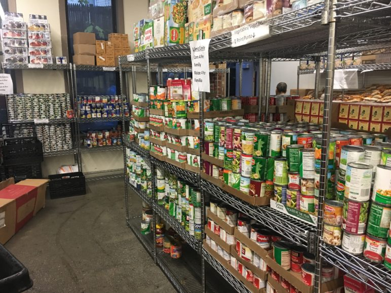 City S Food Banks Offering Home Delivery In Response To