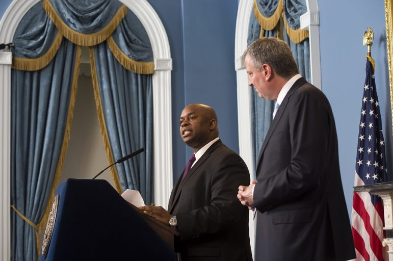 City Pushes Albany for Rule Change to Boost Minority Contracting