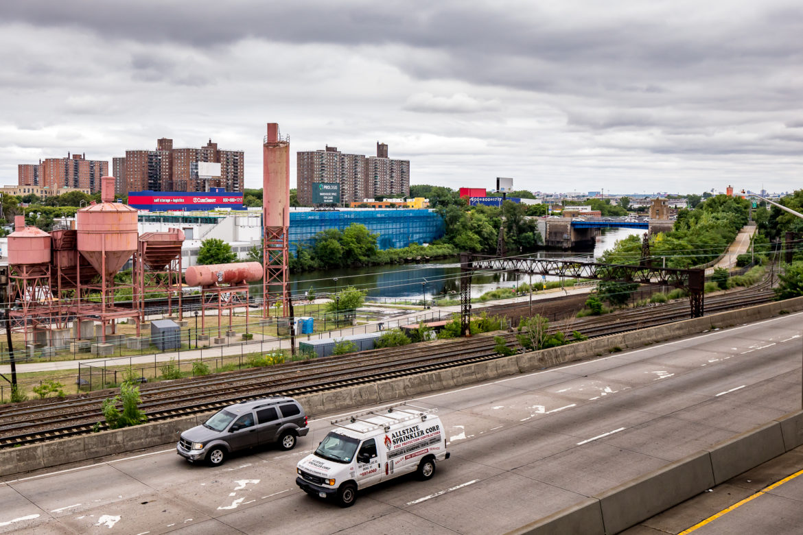 Картинки по запросу Sheridan Expressway in the South Bronx