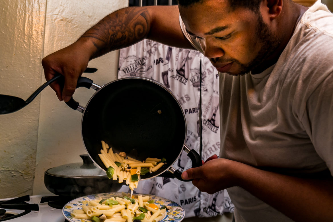 Image for Aging Out of Foster Care Makes Eating Right a Challenge | City Limits