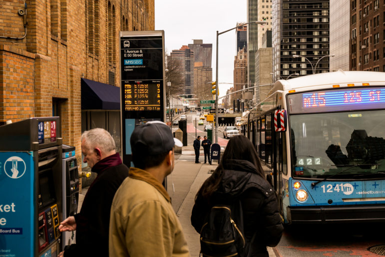 Riders Want City to Speed Up New Technology for Buses - City Limits