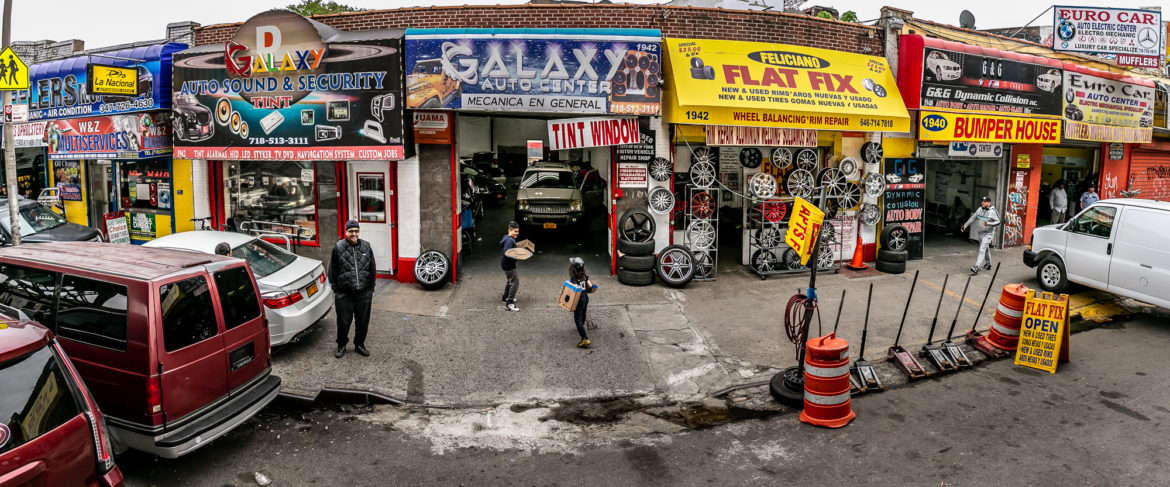 Can The Auto Repair Sector Survive The Jerome Ave Rezoning City
