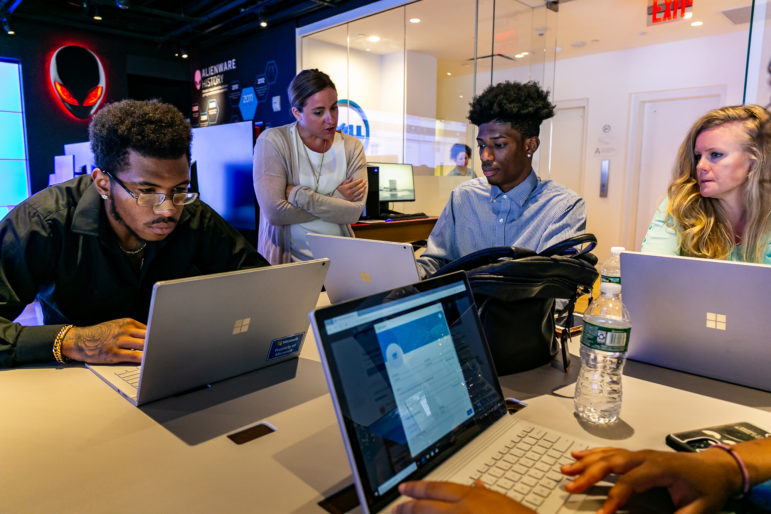 Launched by Bloomberg, City's Anti-Poverty Lab Works Quietly Under