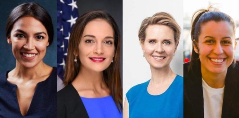 Four candidates
