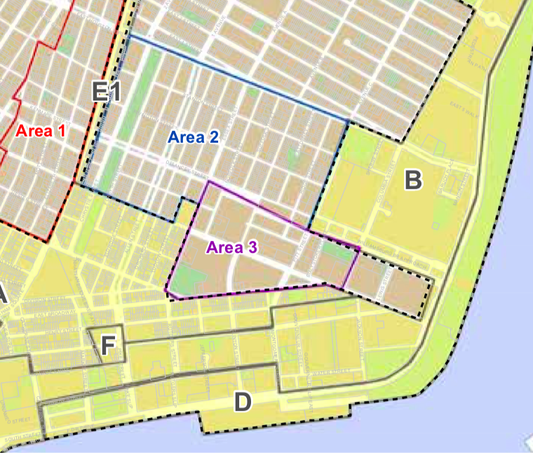 Chinatown Working Group Map