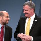 Mayor de Blasio introduces Steven Banks