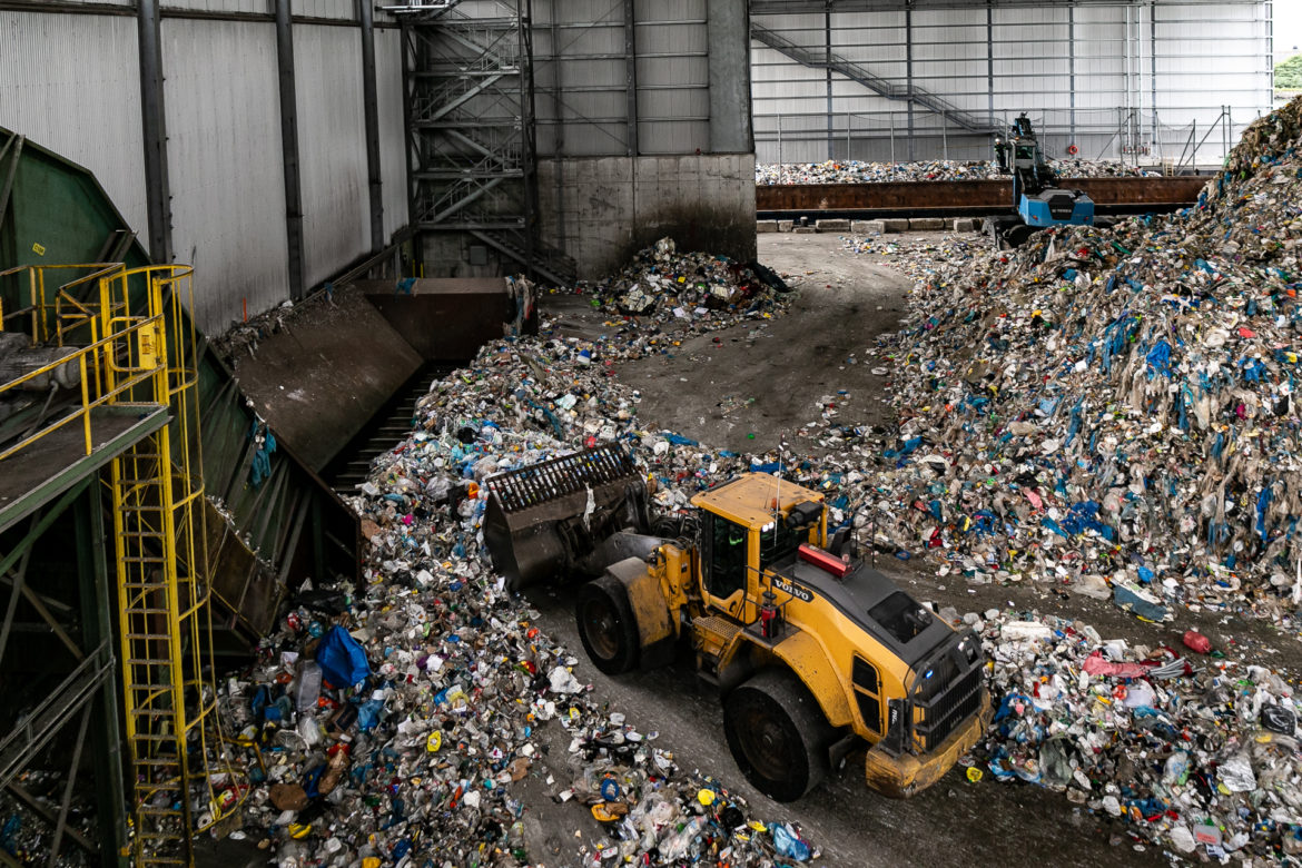 Sims Municipal Recycling in Sunset Park