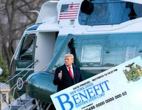 trump helicopter ebt public charge