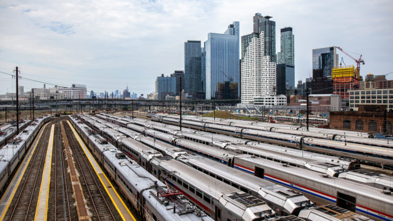 sunnyside yards and skyline
