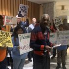 Housing Justice for All Rally