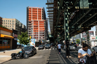 Jerome Avenue development