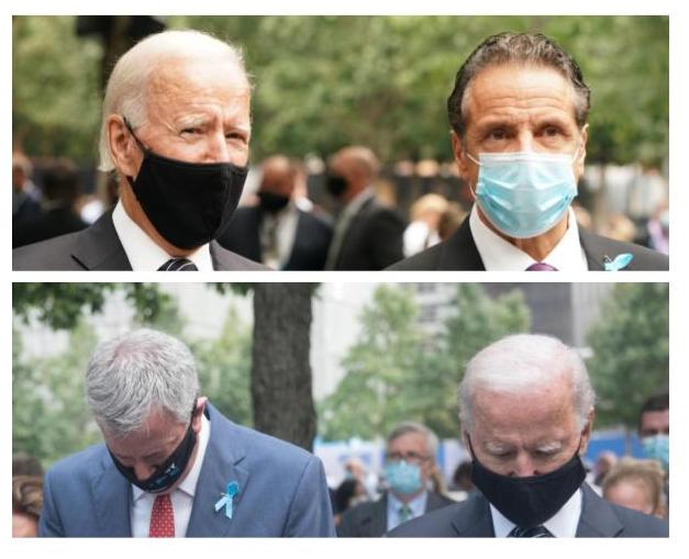 biden with cuomo and with de blasio