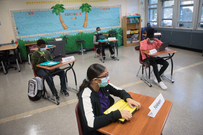 New School Attendance Data Shows Steeper Drops for Students in Shelter, English Language Learners
