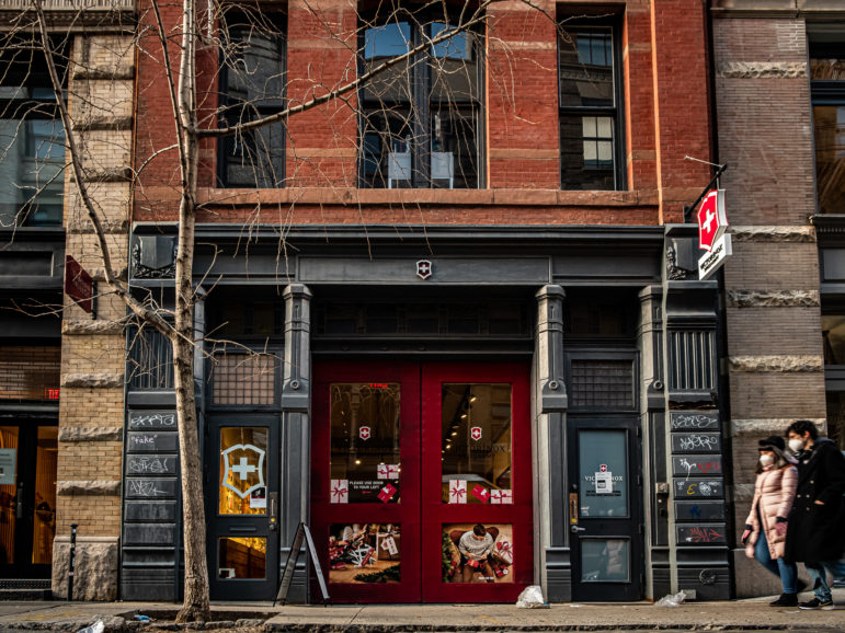 Public Review Process Begins for SoHo Rezoning Plan
