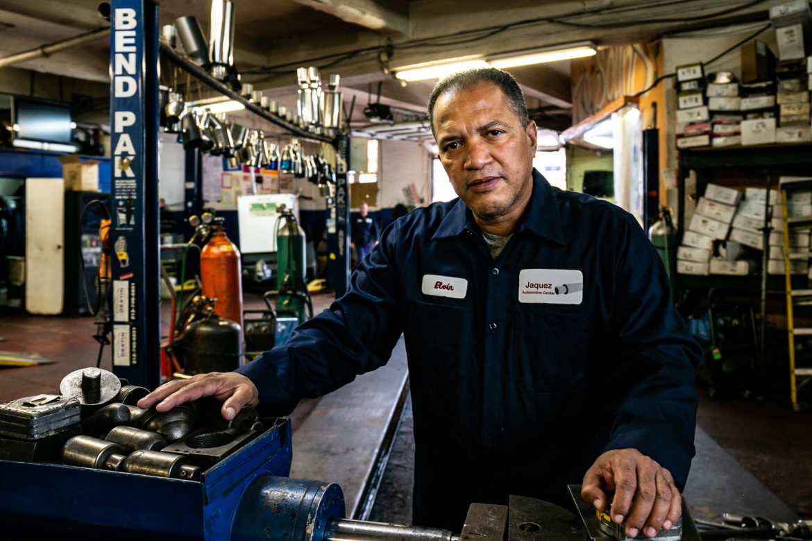 3 Years After Bronx Rezoning, Jerome Avenue Auto Shops Under Pressure
