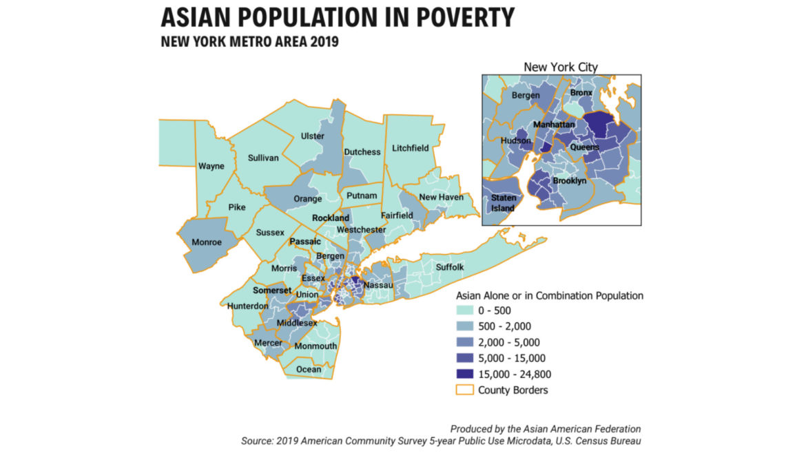 citylimits.org: More Low-Income Asian Americans Moving to NY's Suburbs, But Services Haven't Caught Up: Report